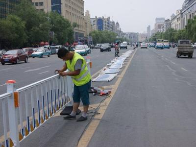 市政道路隔离网