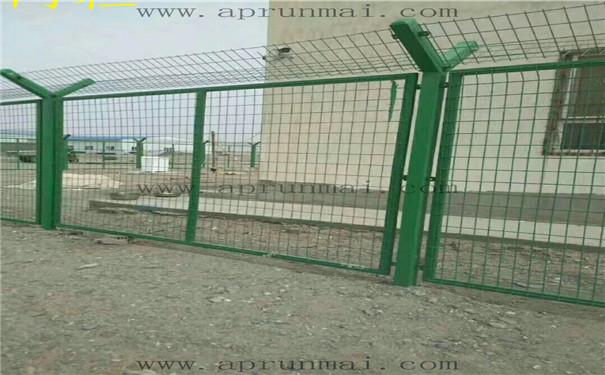 焊接型框架护栏