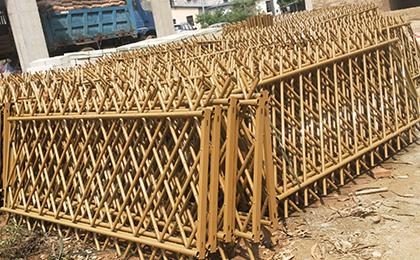 不锈钢仿竹护栏